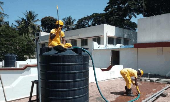 water tank cleaning in karachi